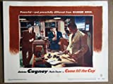 EZ20 Come Fill The Cup JAMES CAGNEY 1951 Lobby Card. This is an original lobby card; not a dvd or video. Lobby cards were used to advertise film playing at theater and they measure 11 by 14 inches.