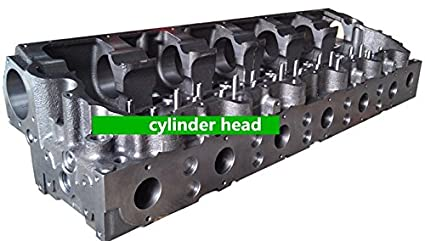 Amazon com: GOWE cylinder head for Caterpiller CAT ENGINE