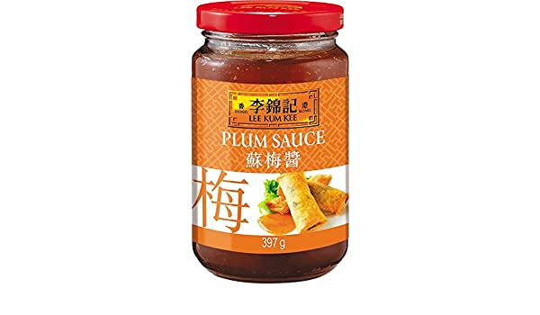 Lee Kum Kee Salsa de Ciruelas - 3 Paquetes de 397 gr - Total: 1191 gr: Amazon.es: Alimentación y bebidas
