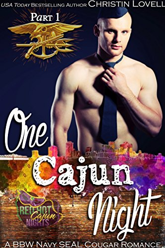 One Cajun Night: A Red Hot Cajun Nights Story, Part (Cougars Seal)
