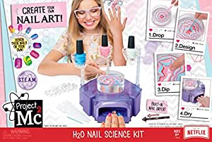 Project Mc2 545156 H2O Nail Science Kit Toy