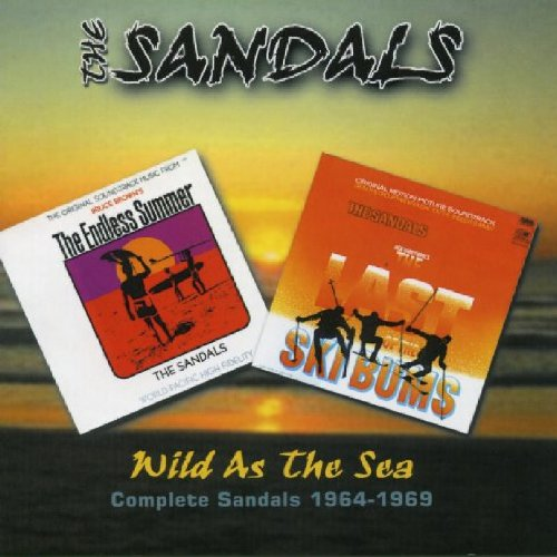 Complete Sandals 1964-1969: Reservation Wild the Sea Be super welcome As