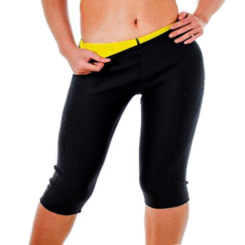 555f404ccc free shipping Lelinta Womens Slimming Pants Hot Thermo Neoprene Sweat Yoga  Sauna Body Shapers