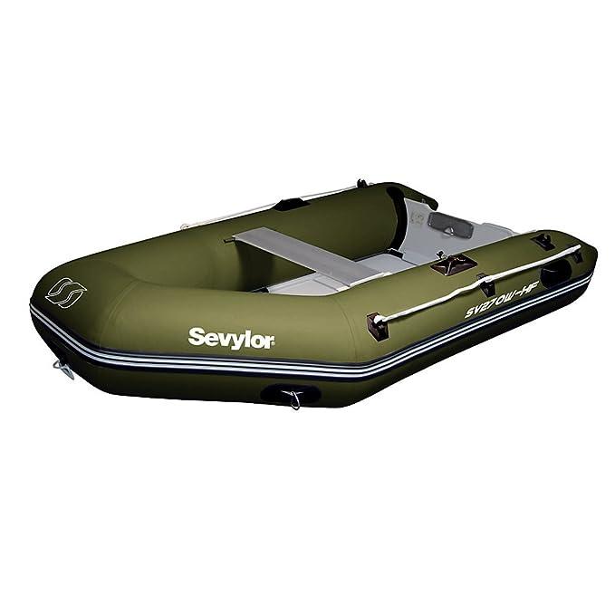 Sevylor exterior st 270 w rf goma barco: Amazon.es: Deportes ...