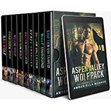Aspen Valley Wolf Pack (The Complete Series)