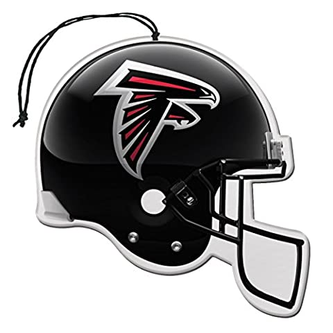 NFL Atlanta Falcons Auto Air Freshener, 3-Pack - Atlanta Falcons Helmet