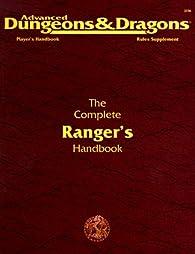 Complete Ranger's Handbook par Rick Swan