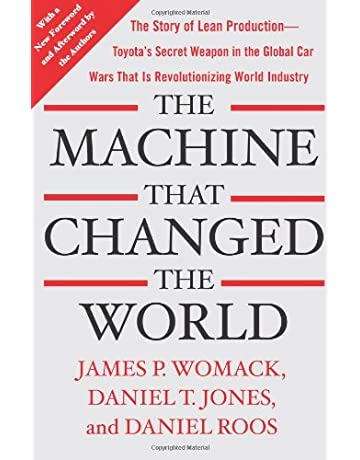 Machine That Changed the World: The Story of Lean Production-- Toyotas Secret Weapon