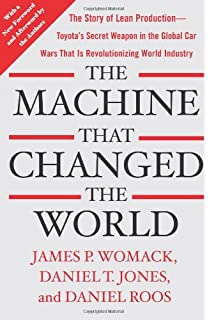 The gold mine a novel of lean turnaround freddy balle michael the machine that changed the world the story of lean production toyotas secret weapon fandeluxe Gallery