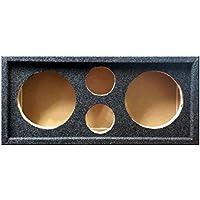 Chuchero 10/4 Enclosure BOX w/ Speak-On Female Terminal