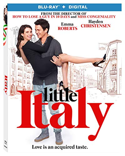 Blu-ray : Little Italy (Digital Copy)