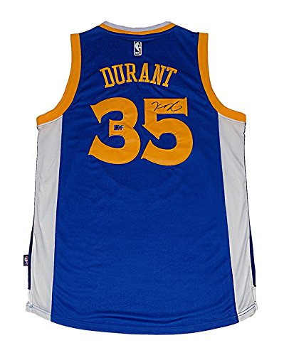 978ed32de0e AUTOGRAPHED 2017 Kevin Durant  35 Golden State Warriors Championship Team  NBA FINALS MVP Signed (