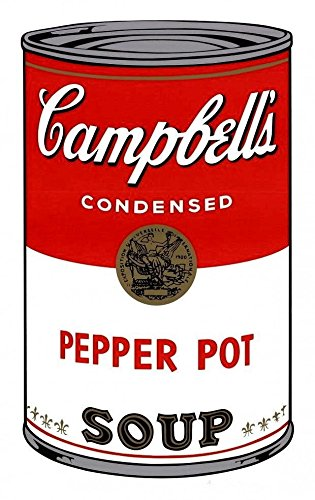 Campbell's Soup - Pepper Pot (Sunday B. Morning)