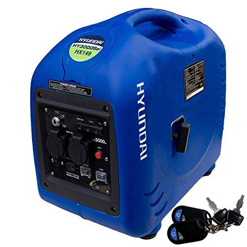 Hyundai HY3000SEi Gasolina Generador Inverter: Amazon.es: Bricolaje y herramientas