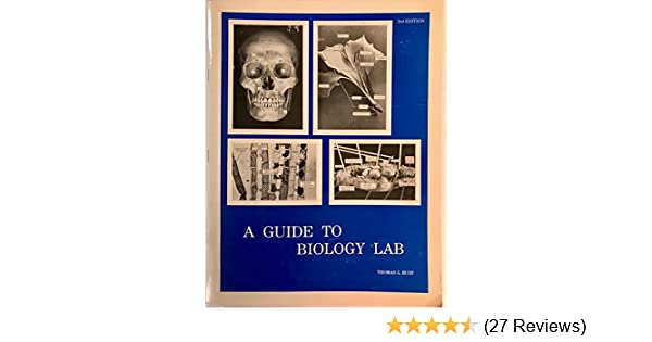 guide to biology lab by thomas rust rh guide to biology lab by thomas rust mollysmenu us Chemistry Lab Chemistry Lab