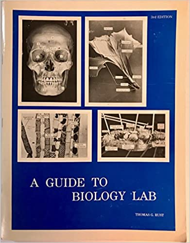 Amazon.com: Guide to Biology Lab (9780937029015): Thomas Rust: Books