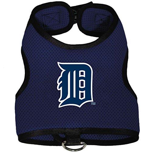 hunter-mlb-detroit-tigers-pet-vest-harness-small