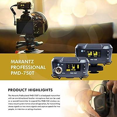 Marantz Professional PMD-750 Sistema inalámbrico digital con ...