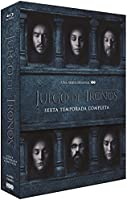 Juego de Tronos - Sexta Temporada [Blu-ray]