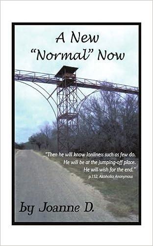 A New Normal Now By Joanne Daxon 2007 10 16 Joanne Daxon