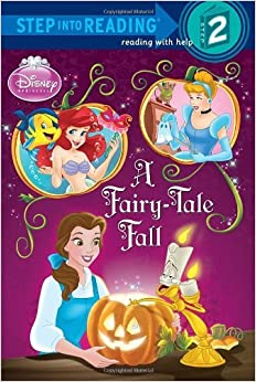Book A Fairy-Tale Fall (Disney Princess) (Step into Reading) by Apple Jordan (2010-07-13)