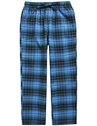 9de1a571d 6-12 Years Big Boys Ultra Soft 100% Cotton Flannel Winter Lounge Pants