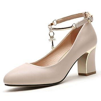 Zapatos De Boda Zapatos De Trabajo Casual Tacones Altos Oficina Mocasines Vestido De Dama De Honor