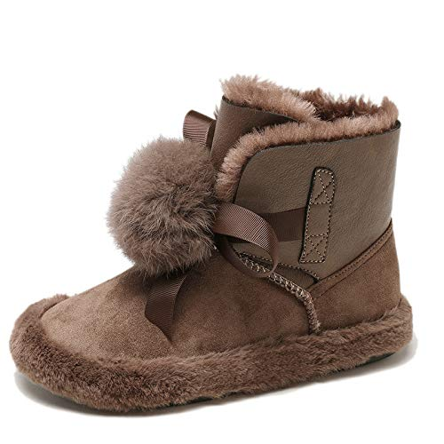 Shukun Stiefeletten Schneeschuhe Weibliche Kurze Röhre Winter Damenschuhe Dicke Warme Dicke Plattform Kurze Stiefel