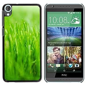 Be Good Phone Accessory // Dura Cáscara cubierta Protectora Caso Carcasa Funda de Protección para HTC Desire 820 // Nature Beautiful Forrest Green 22