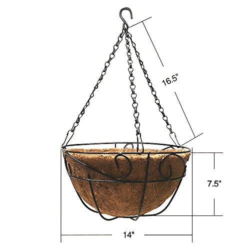 Buy coconut pot liners 14 inch