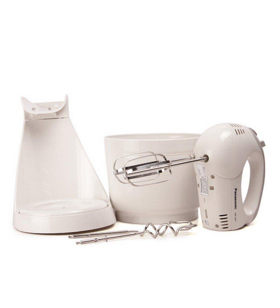 Godt Buy Panasonic MK-GB1 3-Litre 200-Watt Stand Mixer (White) Online MG88