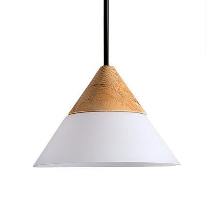 XSPWXN Candelabros Estilo rústico Techo lámpara Colgante de ...