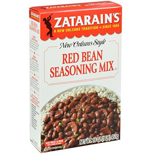 Zatarain's Red Bean Seasoning Mix, 1 Pound