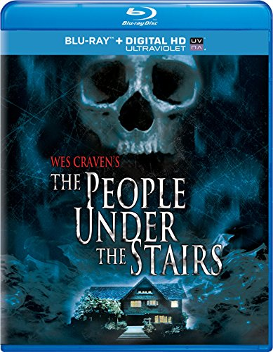 Blu-ray : The People Under the Stairs (Ultraviolet Digital Copy, Snap Case, Digital Copy)