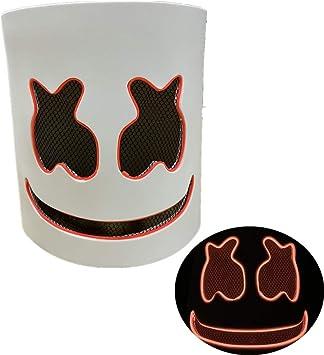 2 Pcs Careta De Halloween LED Purga Máscara, EVA Halloween ...