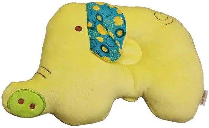 Almohada de lactancia para bebé de elefante amarillo ...
