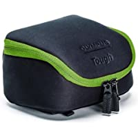 Olympus Tough System Bag for Cameras - Black with Green Trim (202679)