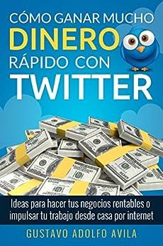 C mo ganar mucho dinero r pido con twitter ideas para hacer tus negocios rentables - Negocios rentables desde casa ...