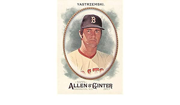 2017 Allen and Ginter #110 Ted Williams Boston Red Sox Baseball Card