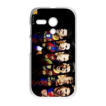 Motorola Moto G Protective Phone Case FC Barcelona ...