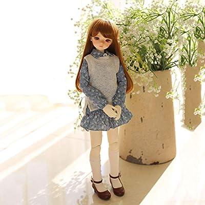 para Niños BJD Muñeca Creativo Juguetes 12 Pelota Articulado Moda ...
