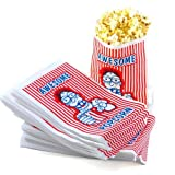 Great Northern Popcorn Case of 100 32 Oz. Movie Theater Popcorn Bag
