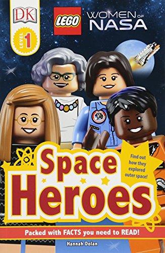 Dk Readers L1  Lego  Women Of Nasa  Space Heroes