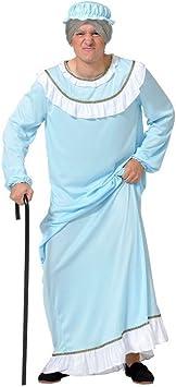 Disfraz de Abuelita Cualquier día: Amazon.es: Juguetes y juegos