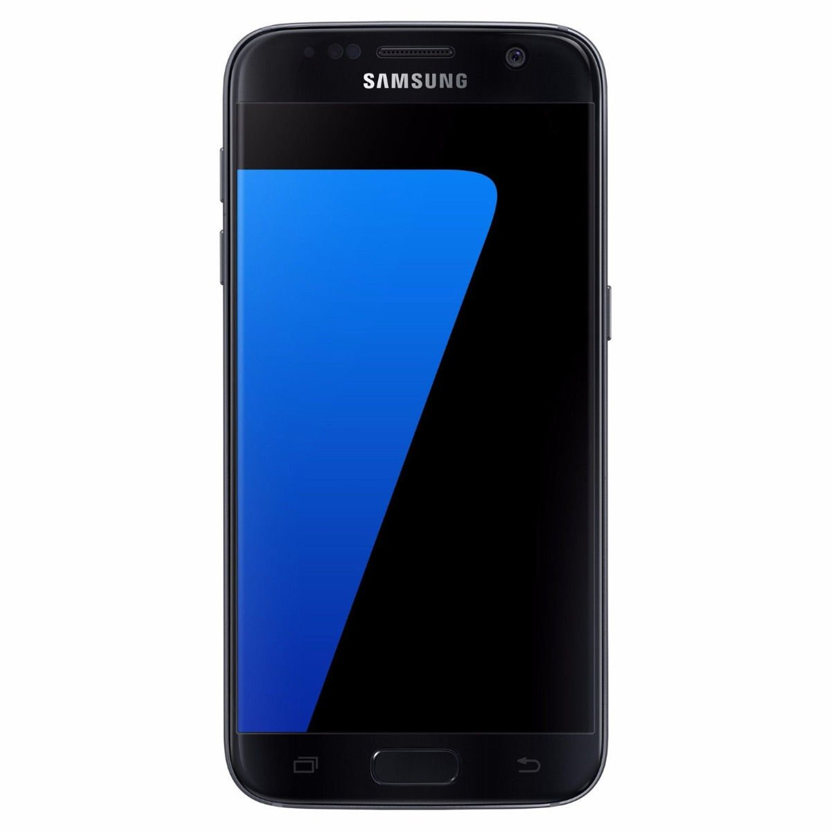 Samsung Galaxy S7 SM-G930T - 32GB - GSM Unlocked - Black Onyx (Renewed)
