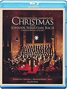 Christmas With J.S. Bach [Blu-ray] [Import]