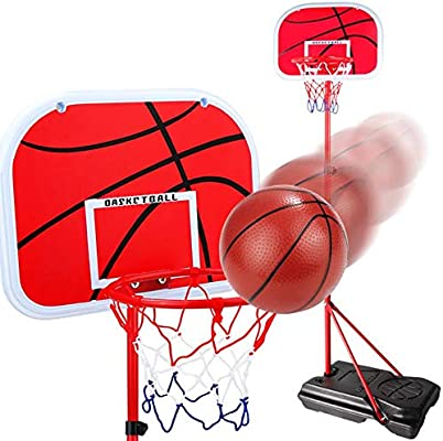 LYH Canasta Baloncesto Infantil Soporte De Baloncesto ...