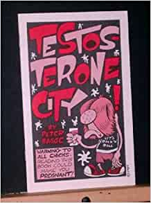 Testosterone city peter bagge books for 66 st georges terrace post office