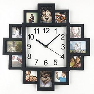 Amazon Com Diy Frame Clock Timelike Diy Wall Clock