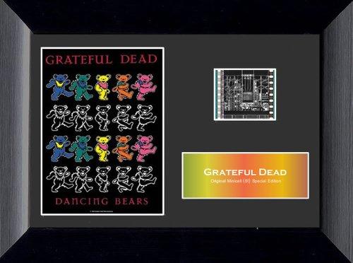Grateful Dead/(S1) Minicell Framed Original Film Cell LE Pres.